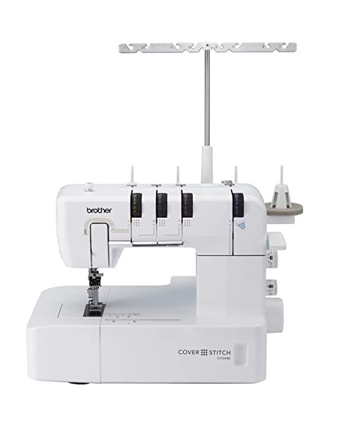 Brother CV3440 Advanced Cover Stitch Machine