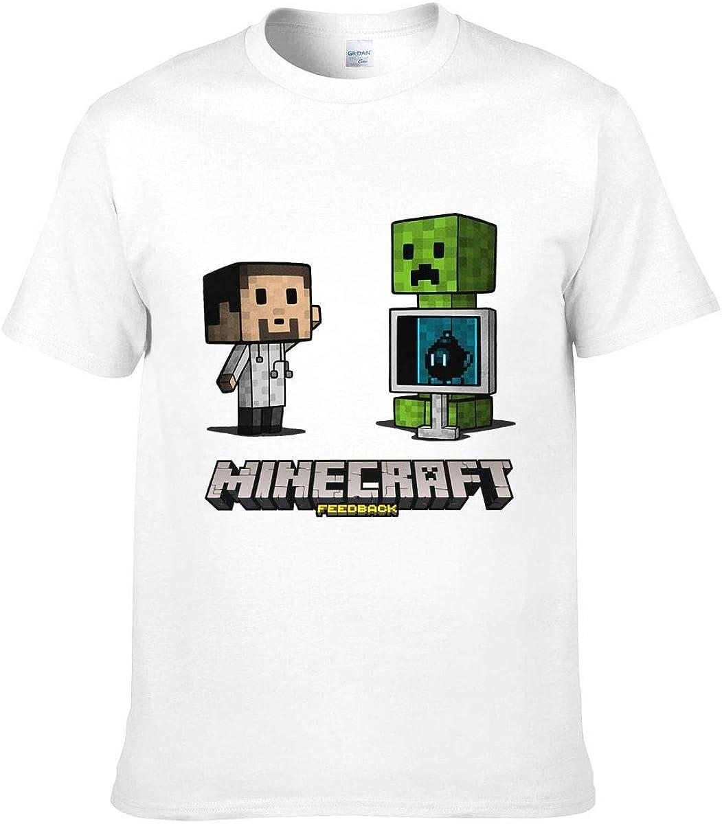 Min-E_CRA-Ft Sand-Box Camiseta de algodón de Manga Corta para ...
