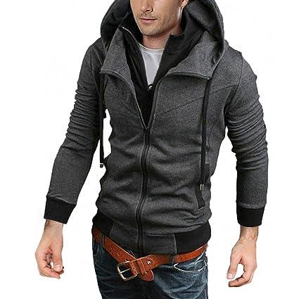 Veste de costume homme avec capuche