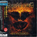 Dreamcrasher by Naildown [Music CD]