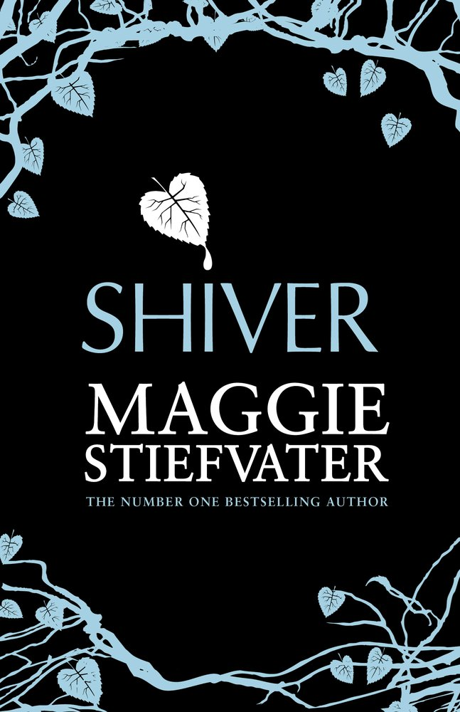 Image result for shiver book cover