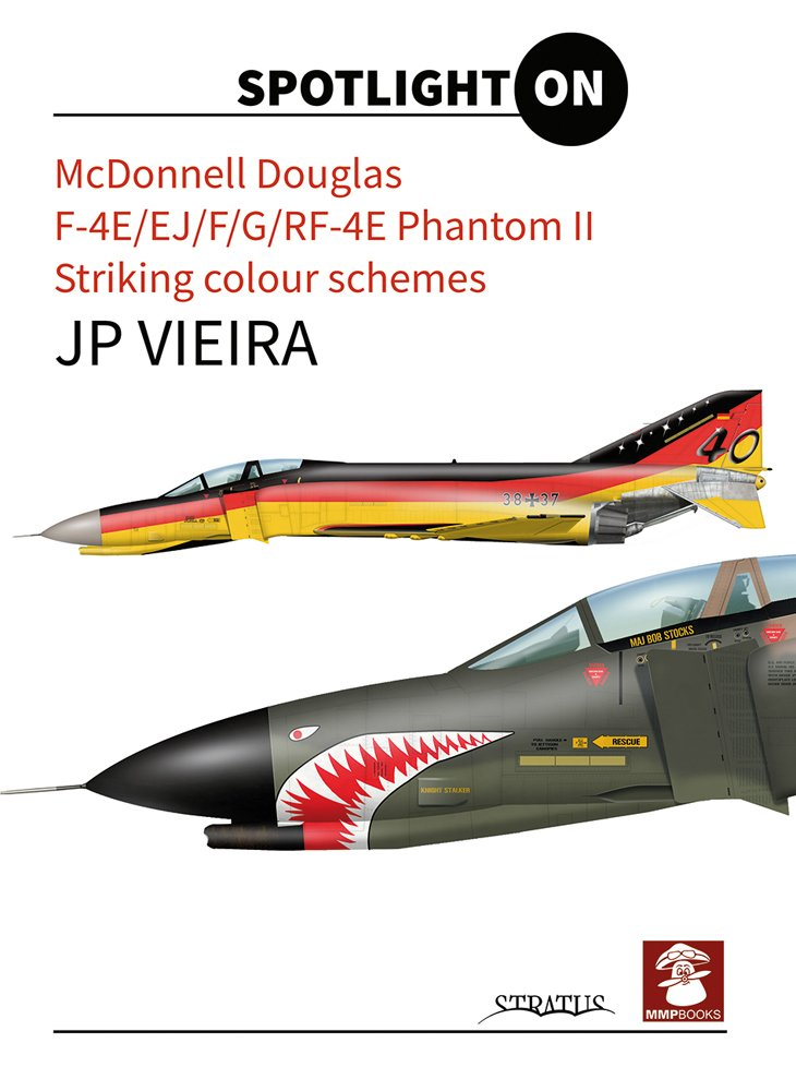 McDonnel Douglas, F-4e/EJ/F/G/RF-4E Phantom II. Striking colour schemes (Spotlight ON) pdf
