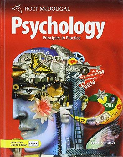Psychology: Principles in Practice
