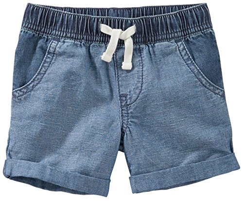 OshKosh B'gosh Baby Boys Bottoms 12037110, Denim (463), 18M
