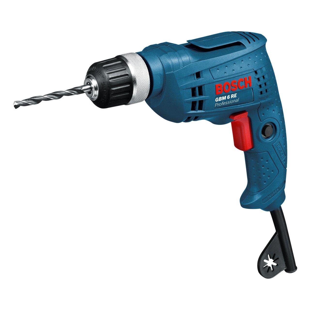 Bosch Professional 601472600 Taladro, 350 W, 240 V, Blue, Black, 22.8 cm x 19.6 cm 0601472600 Bosch Profesional Bosch herramientas taladradora Bosch