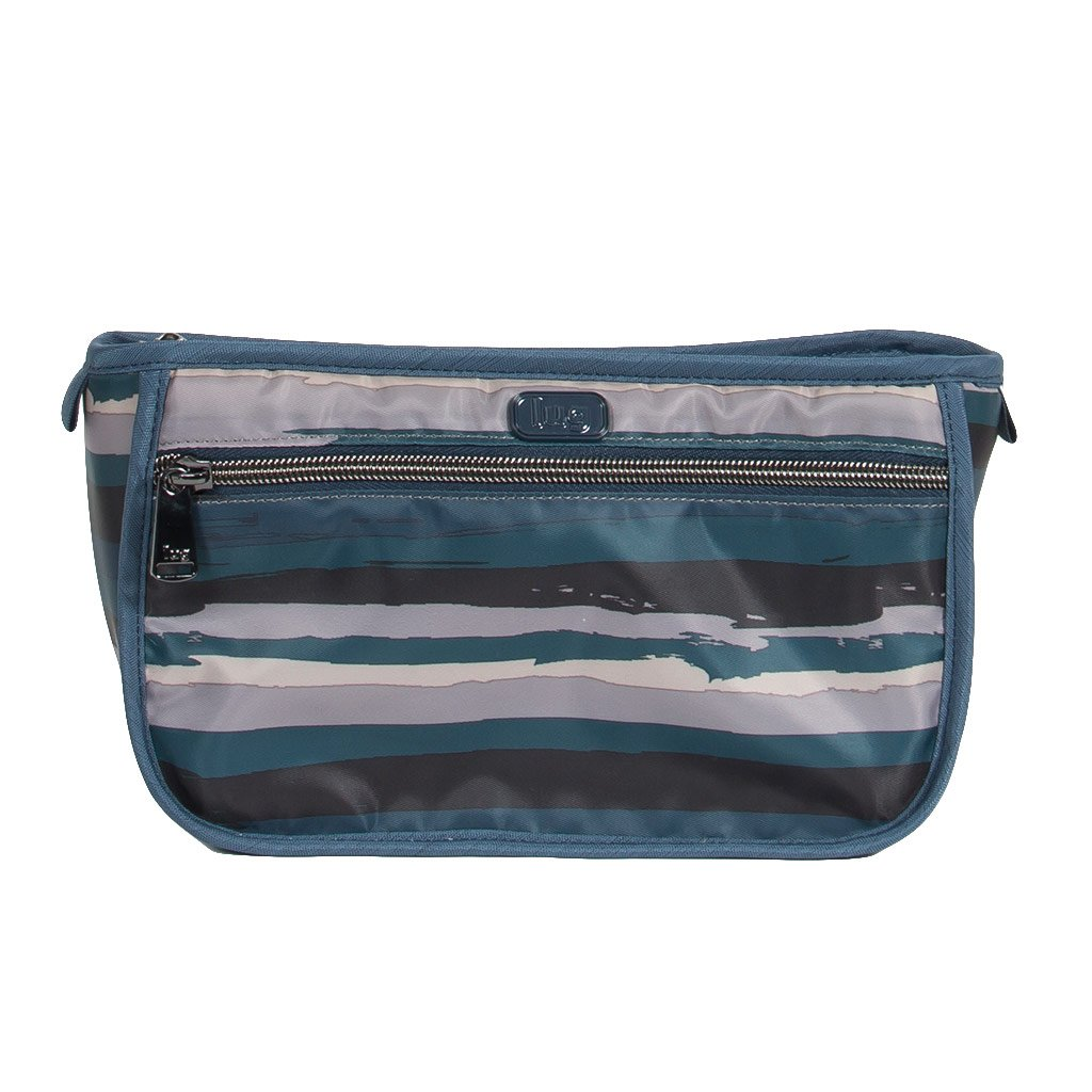 Lug Women's Parasail Cosmetic Case, Painted Blue