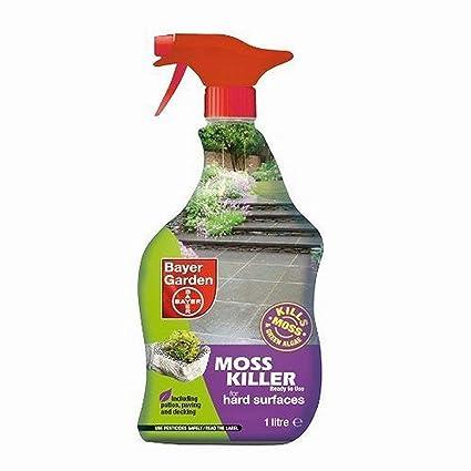 SBM Life Science Bayer Garden Moss Killer Ready to Use - 1 L