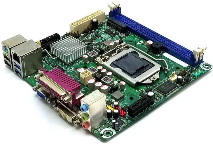 INTEL DH61DL ソケット LGA1155 H61 チップセット Mini ITX マザーボード G14066-207 NO I/O。