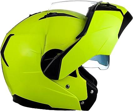 Mate Negro 53-54cm XS incluyendo bolsa de casco ECE certificado Soxon SF-99 Integrale Casco da motocicletta dos viseras incluidas