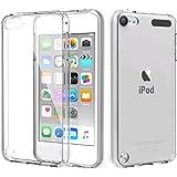 Apple iPod touch 5 / touch 6 ケース /アイポッドタッチ6 ipod touch6 第6世代/アイポットタッチ5 カバー /クリア TPU ケース シリコン [ 薄型 軽量 落下  衝撃  吸収 ] (Apple iPod touch 5 / touch 6 ケース)
