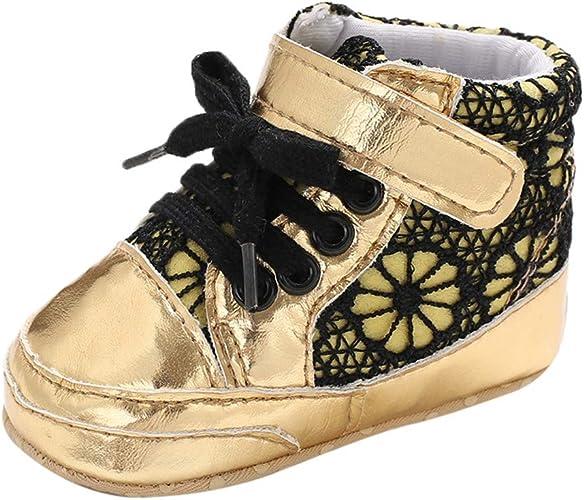 Infant Girls Toddler Baby Shoes Warm Winter Boots Walker Crib Prewalker Shoes