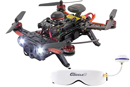 Piercing 15003750 FPV Dron cuadricóptero de Carreras, 250 Avance ...