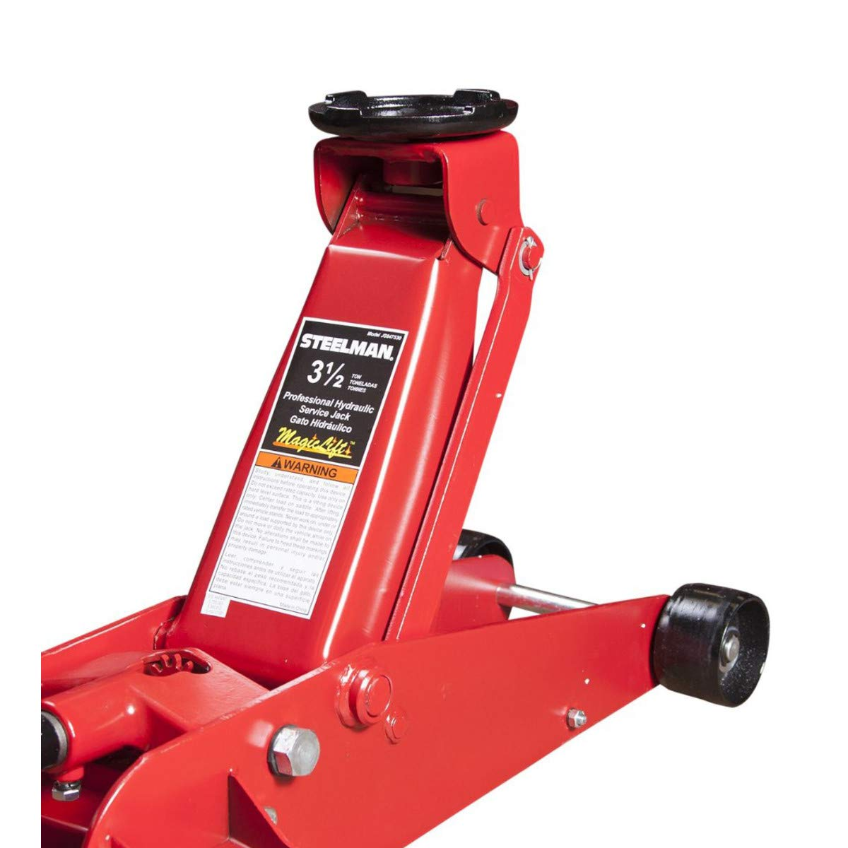 Amazon.com: STEELMAN JS647530 Roll-Around Jack - 3.5 Ton Capacity: Automotive