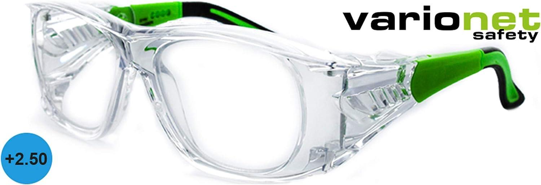 VARIONET VH10 2.50 Varifocal Safety Glasses