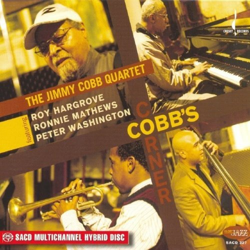 SACD : Jimmy Cobb's Mob - Cobb's Corner (Hybrid SACD)