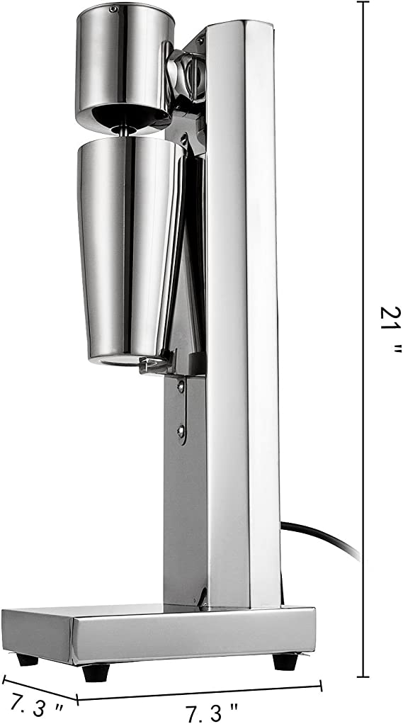 Cueffer 700ml Batidora Eléctrica de Leche Licuadora para Batido de ...
