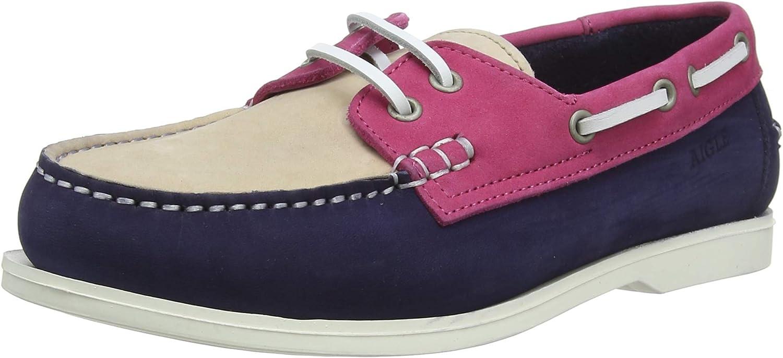 Chaussures Bateau Femme Aigle Havson W