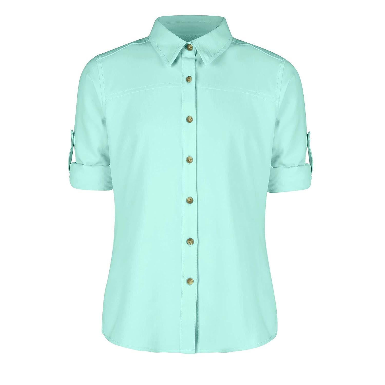 Nepallo Girls Trophy Quick-Dry Long-Sleeve Shirt