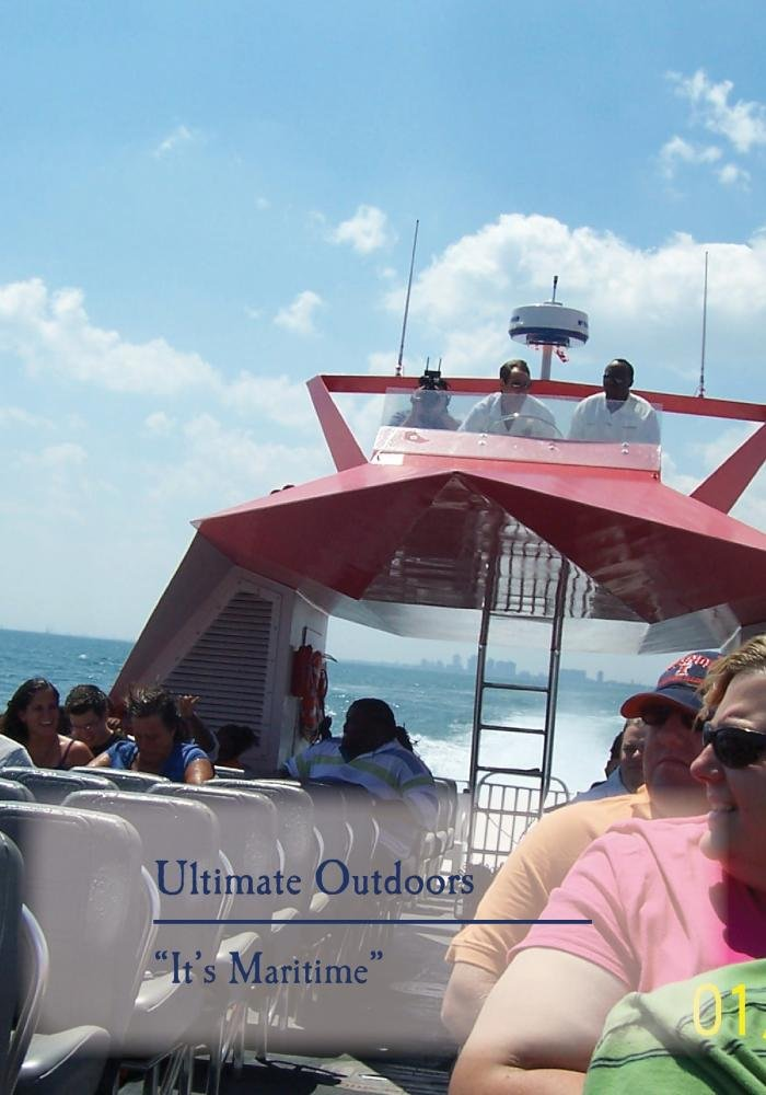 Ultimate Outdoors TV Series - It's Maritime