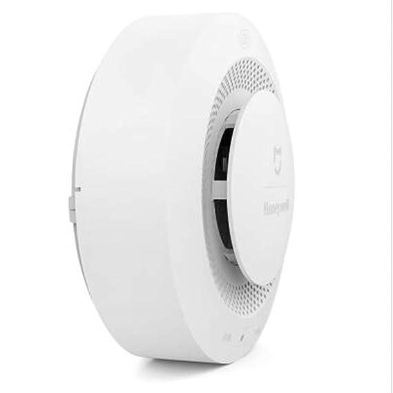 EBS Honeywell Detector Humo Alarma Autoverificadora WiFi Fotoeléctrico - Blanco: Amazon.es: Bricolaje y herramientas