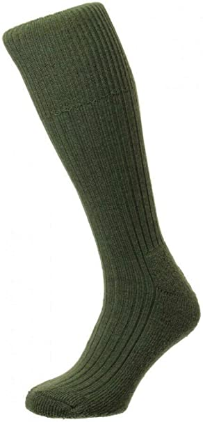 1 Mens Thermal Padded Sole 60/% Wool Rich Commando Army Combat Socks UK 6-11