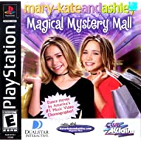 Mary-Kate & Ashley: Magical Mystery Mall - PlayStation