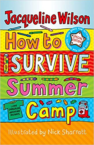 amazon how to survive summer camp jacqueline wilson nick