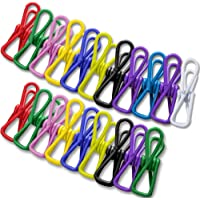 NORTHERN BROTHERS Chip Clips Utility Steel Wire Clothesline Clip Pack of 30