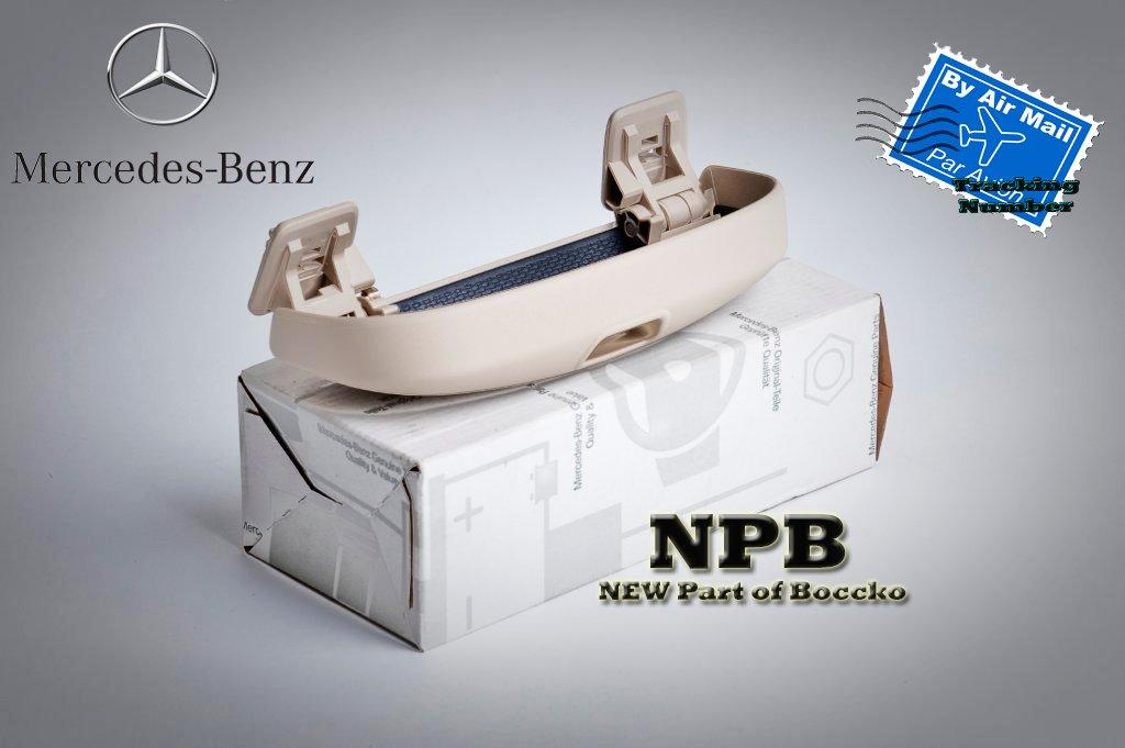 Mercedes Benz OEM Sunglass Holder BEIGE