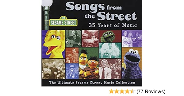 Sesame Street: Songs from Street 35 Years of Music