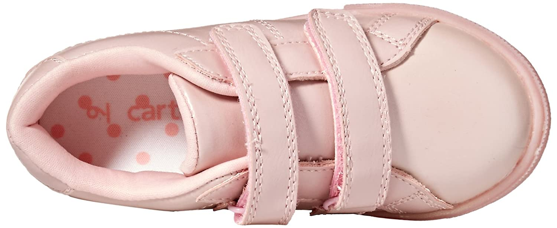 Carters Kids Girls Edith-c Light-up Athletic Sneaker Pink 12 M US Little Kid Carter/'s CS170151