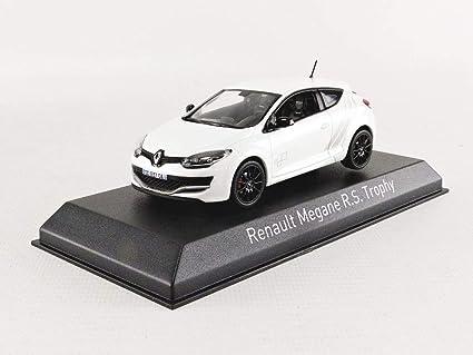 Amazon.com: Norev NV517704 1:43 2014 Renault Megane R.S. ...