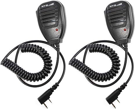 BAOFENG Speaker MIC For BAOFENG UV-5R 5RA 5RB 5RC 5RD 5RE 5REPLUS 3R+