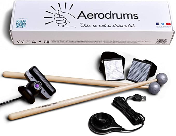Aerodrums – Batería Virtual Aerodrums 606000: Amazon.es ...