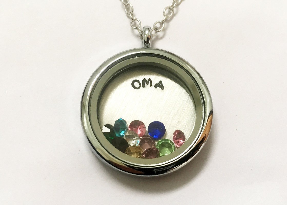 zoom day locket il necklace qwvk ca personalized listing mothers heart fullxfull custom silver lockets