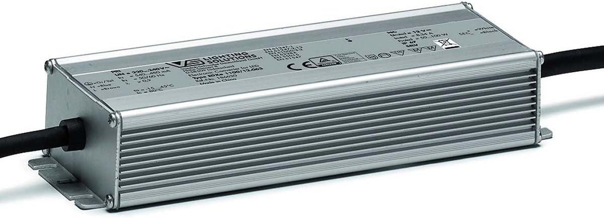 Vs VOSSLOH LED conductor Conversor Fuente de alimentación 150W IP67constante 24V