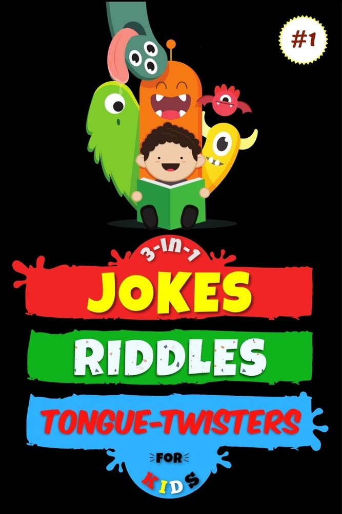 3 In 1 Jokes Riddles Tongue Twisters For Kids Hilario S