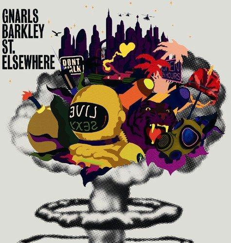 BARKLEY BAIXAR CD ST.ELSEWHERE GNARLS