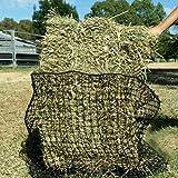 Aoneky Bale Hay Net - Slow Feed Haynet for Horses
