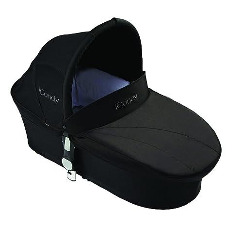 iCandy - Capazo para manzana (2 perlas), color negro: Amazon ...