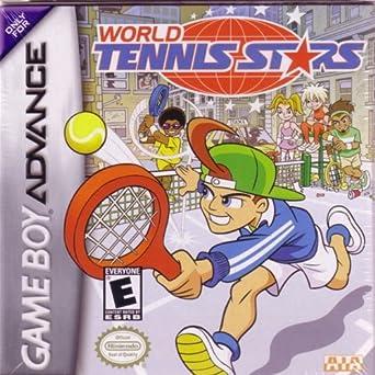 Amazon.com: World Tennis Stars: Video Games