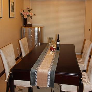 Table Runner/flannel,[splice],[classical], Luxury,european