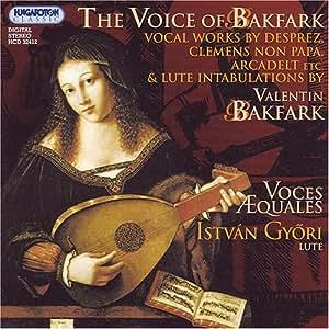 Voice of Bakfark