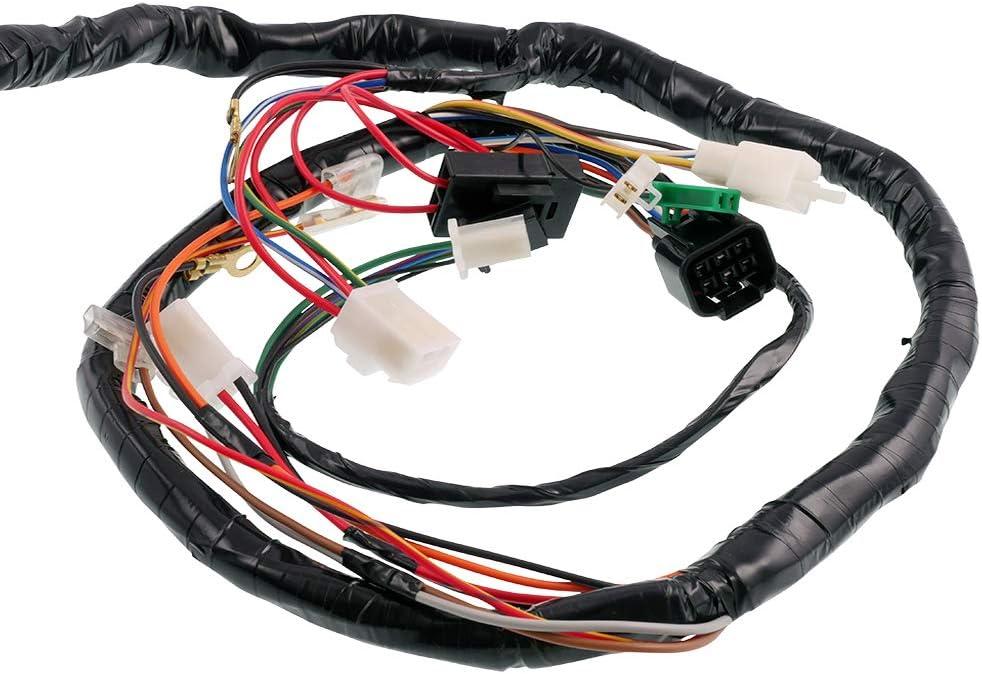 2extreme Kabelbaum Kompatibel Für Yamaha Aerox Mbk Nitro Ab 04 Auto
