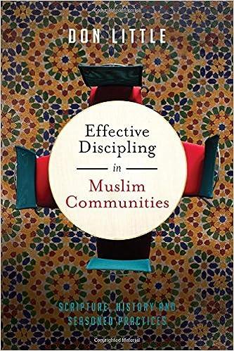 Effective discipling in muslim communities scripture history and effective discipling in muslim communities scripture history and seasoned practices don little 9780830824700 amazon books fandeluxe Images