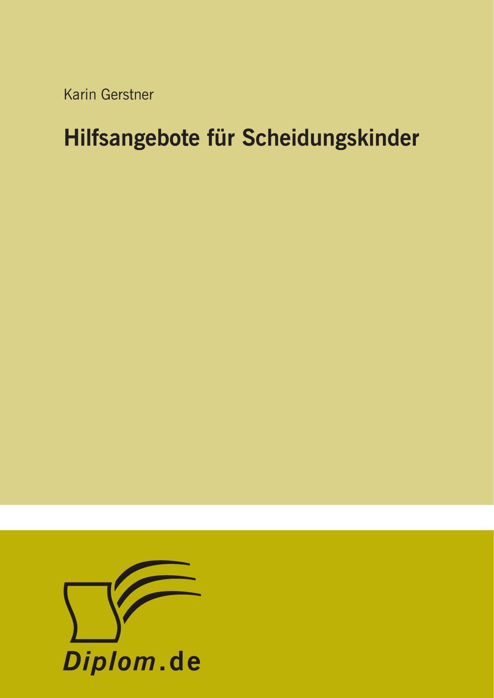 Download Hilfsangebote für Scheidungskinder (German Edition) pdf epub