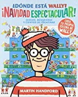 Dónde Está Wally? ¡Navidad Espectacular!