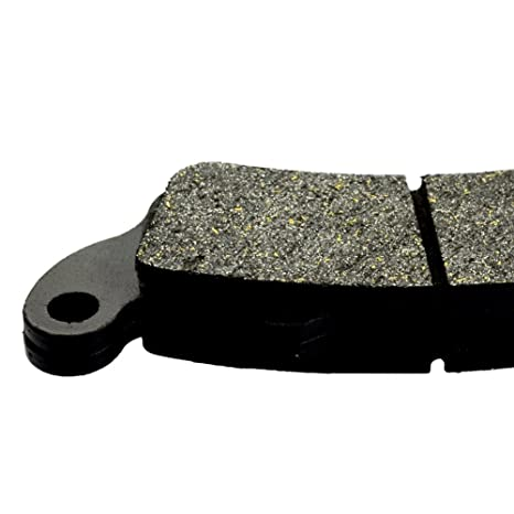 semi-metallic ABS Model AHL Motorcycle Front /& Rear Brake Pads Disc for ST1100 A//ST1100 A Pan European 1996-2002