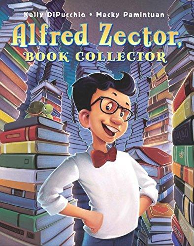 Download Alfred Zector, Book Collector ebook