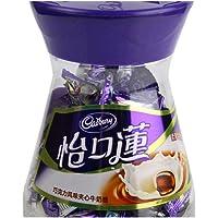 怡口莲 巧克力风味夹心牛奶糖(经典原味装) 300g